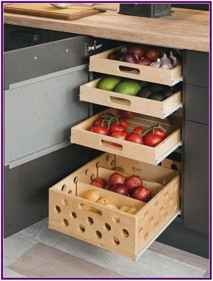 25+ clever kitchen storage ideas for the new unkitchen 3 ...