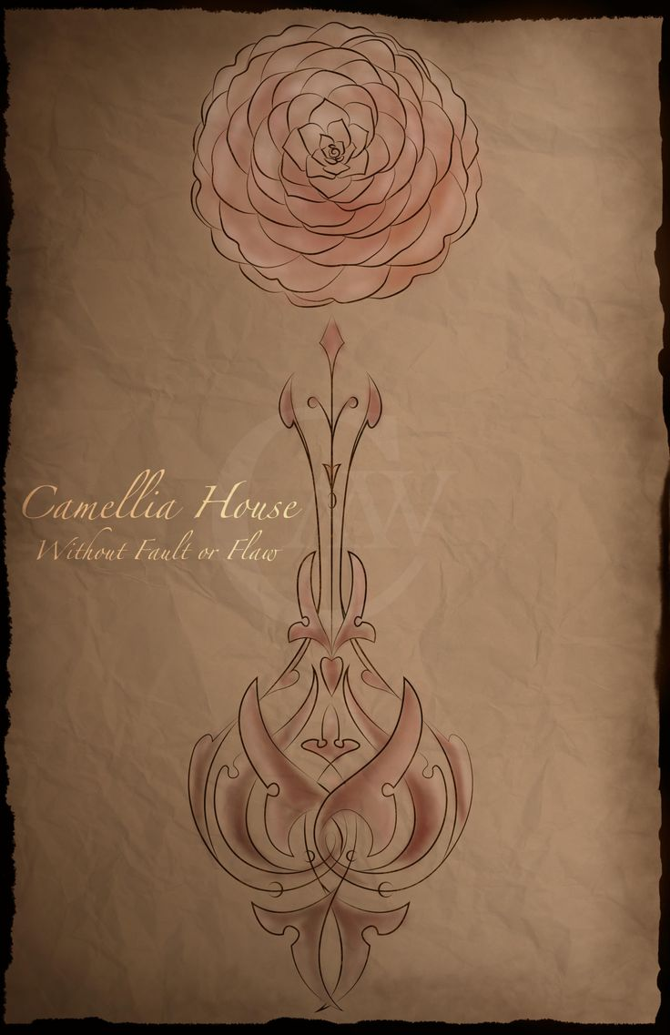 Camellia House Marque By Strivingartist