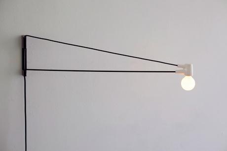 Cord Lamp // Brendan Ravenhill