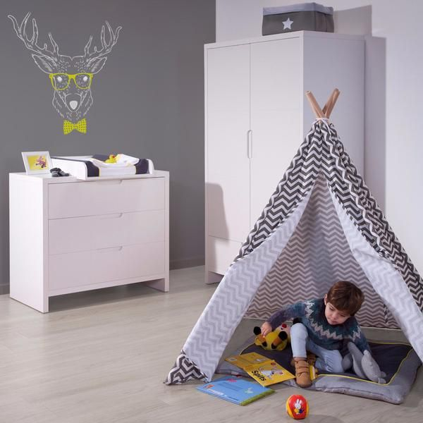 Shop the Zig Zag Tipi Tent by Childwood | Urban Avenue
