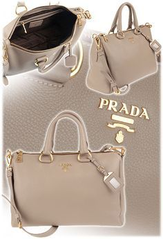 PRADA bag - leather
