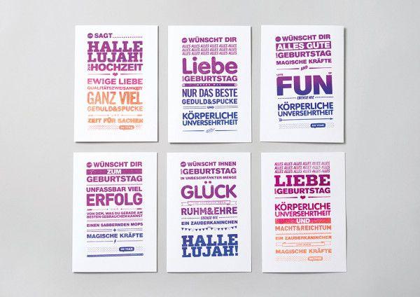 Hello Grußkarten Stempel