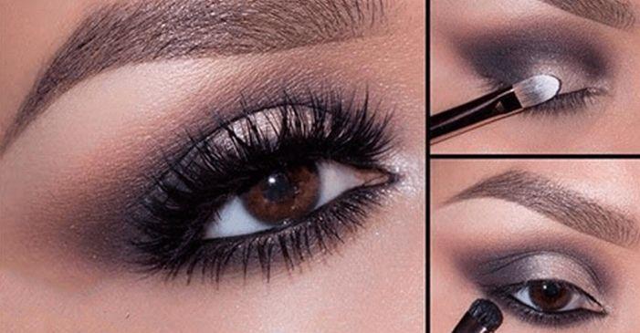 Черные, карие глаза выразительны и без макияжа, с чем девушкам, безусловно, повезло! Но для эффектного появления на работе и в театре, в гостях и на вечеринке, легкие способы...