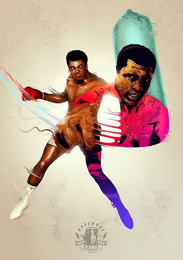 078948eb97854c335b5ba7c499fb2fce Amazing Sports Icons by Raul Urias