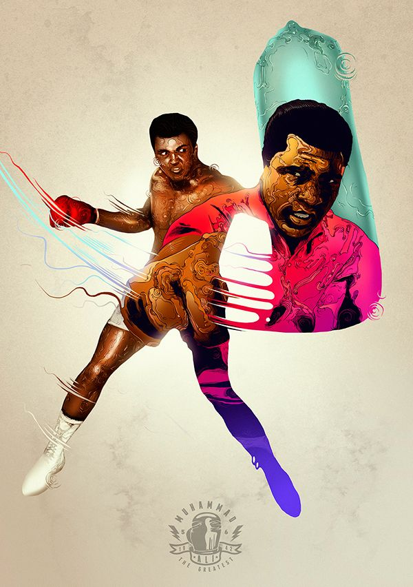 Amazing Sports Icons by Raul Urias