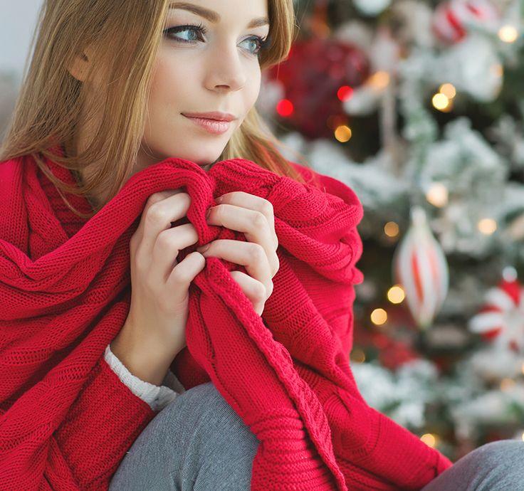 Yılbaşında kırmızı bir battaniyeyle ısınmak ister misin? O zaman hemen yapımına başlaman lazım.
