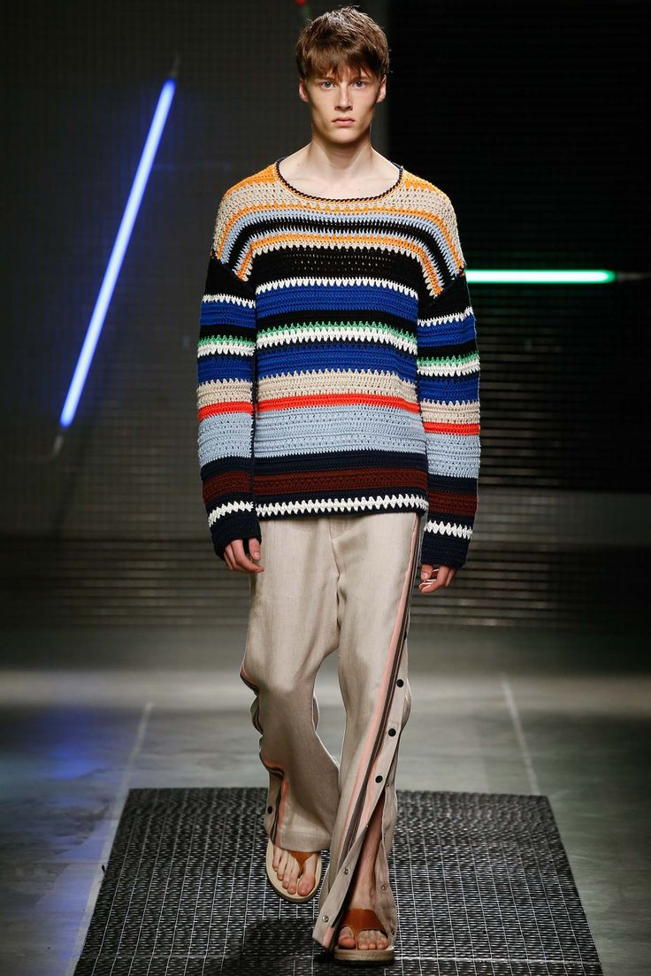 MSGM Spring 2016 Menswear - Collection - Gallery - Style.com