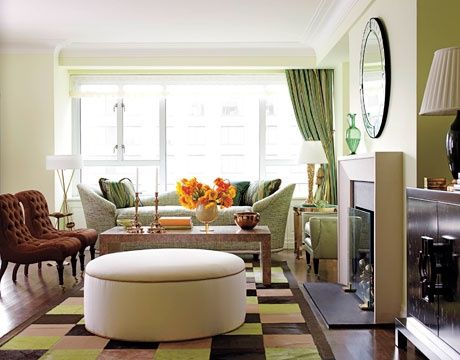 Mayonnaise house beautiful paint colors white - Green paint colours for living room ...
