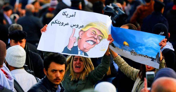 MASYA ALLAH ! Ini Pesan Kebajikan Umar bin Khattab untuk Donald Trump