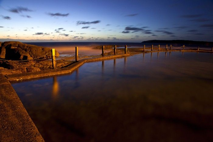 Mahon Pool at First Light by Sarah Jayne Ebsworth | onemillionphotographers.com