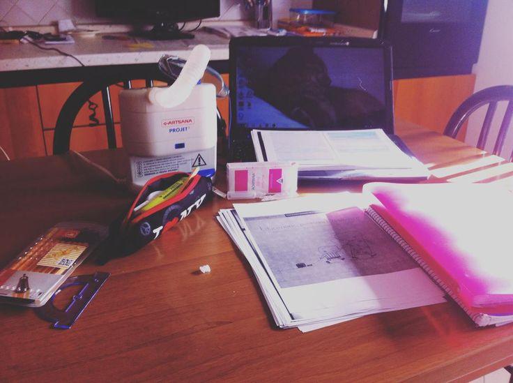 Questo esame non s'ha da fare!! #panico