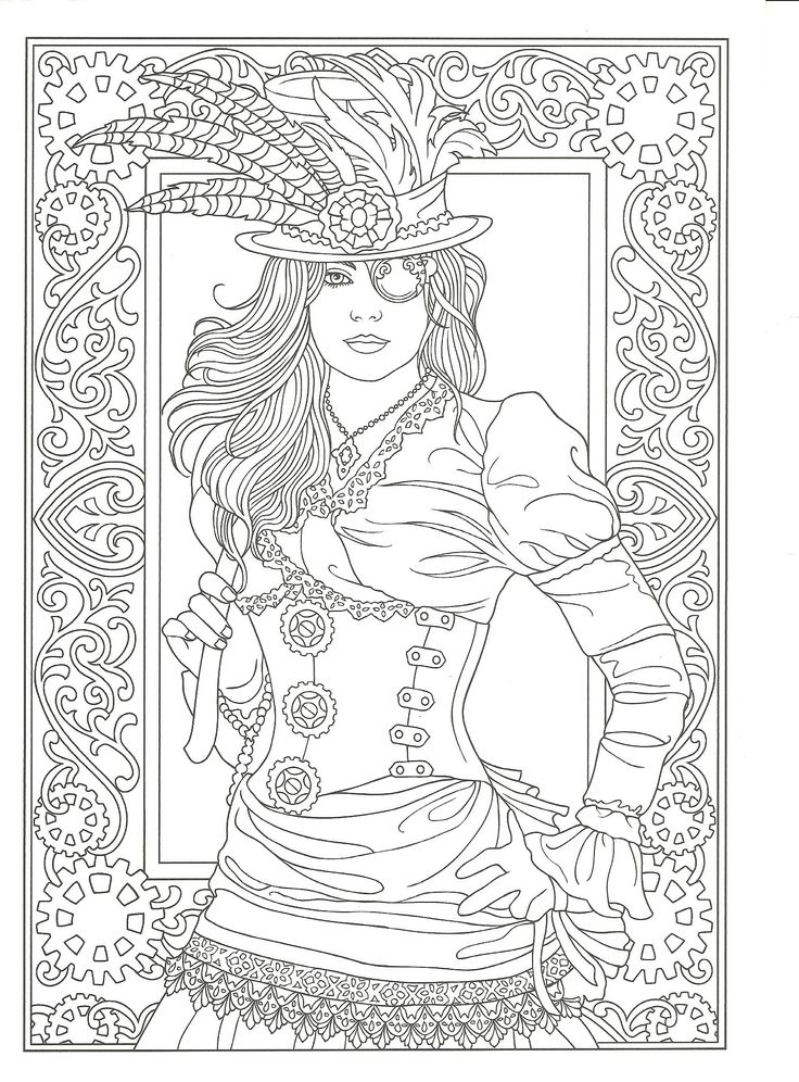 166 best Dover Coloring Pages images on Pinterest | Coloring book ...