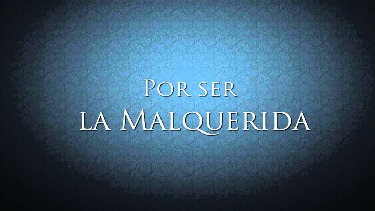 La Malquerida - Cristian Castro, Jesús Navarro y Melissa   Letra Officia...