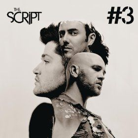 "The Script's ""Hall of Fame""  Loving this album cover!"