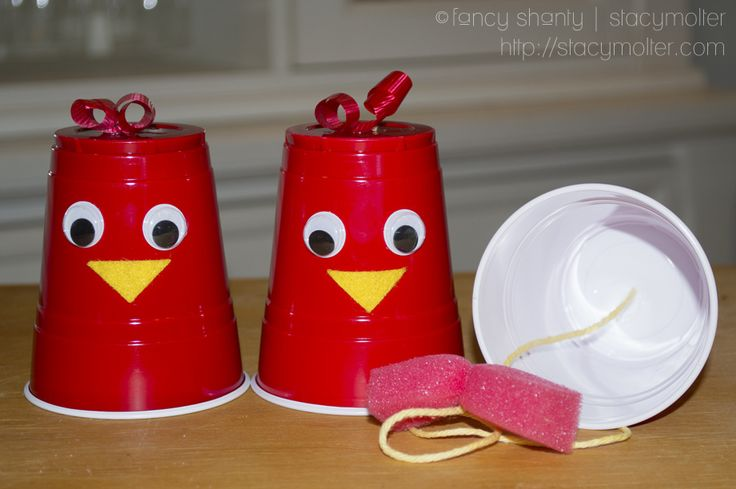 Kids will love creating their own easy chicken crafts with this simple DIY tutorial. Best of all, this craft makes noise! Click on the link and check out the short video tutorial.