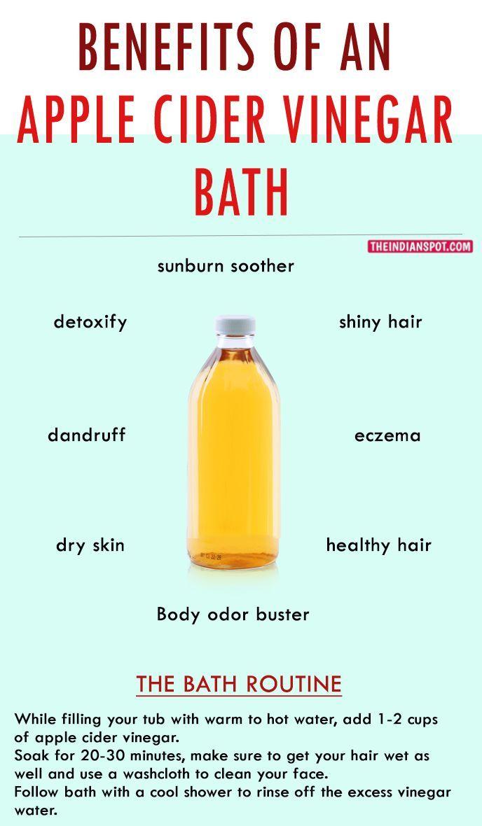 apple cider vinegar bath | apple cider vinegar bath, apple