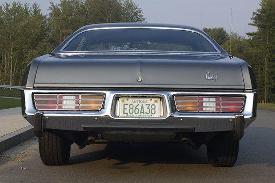 1978 Dodge Monaco Police Pursuit Classic Law