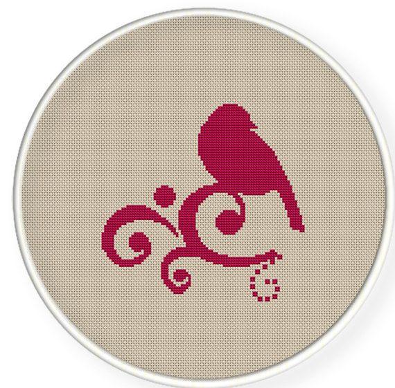 Buy 4 get 1 free Cross stitch pattern by danceneedle on Etsy, $3.50