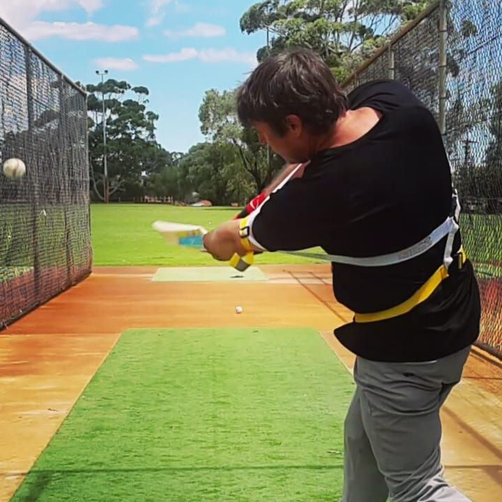 Cricket Training Cricket Aid Training T20 Cricket Power Mechanics Power Training Muscle Memory Batting Trainer