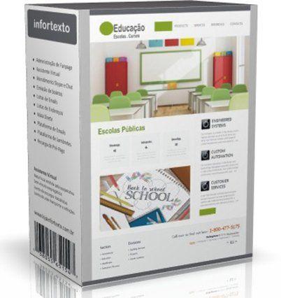Pacote Digital Natal Sem Crise Lista de Escolas do RJ, segmentada e atualizada