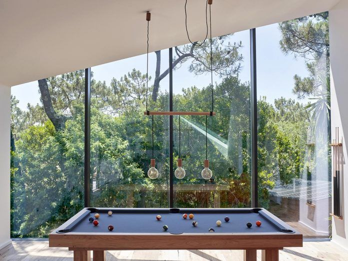 Atelier Du Pont designed an environment friendly holiday home in Cap Ferret - CAANdesign | Architecture and home design blog