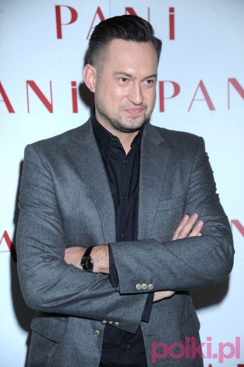 Marcin Prokop, męskie fryzury 2014 #fashion #men #moda #polkipl #panowie