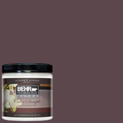 Master Bedroom            BEHR Premium Plus Ultra, 8 Oz. Urban Gray  Interior/Exterior Paint Sample, At The Home Depot   Tablet