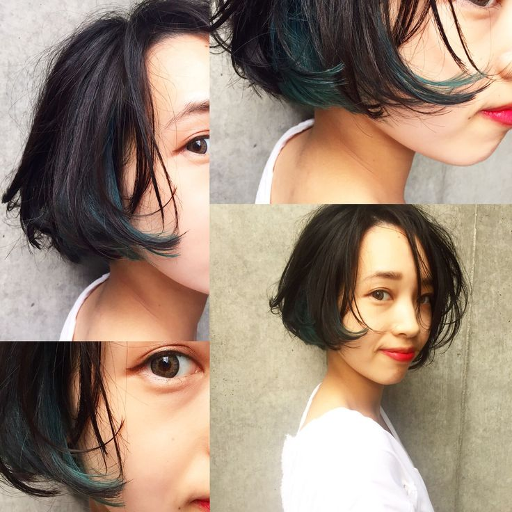 bibito TSUJII&NAGAIさんのヘアカタログ | パーマ,グラデーション,ダークカラー,黒髪,ハイライト | 2016.05.06 07.43 - HAIR