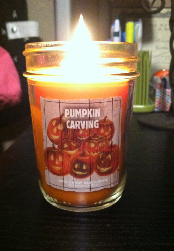 New Bath and Body Works candle <3