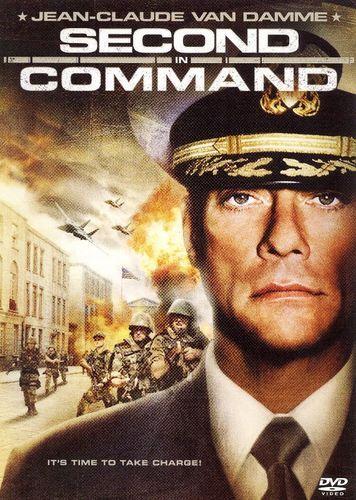 Best Buy Second In Command Dvd 2006 Van Damme Jean Claude Van Damme Movie Collection