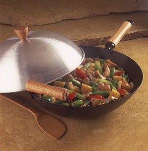 Süssünk wokban!