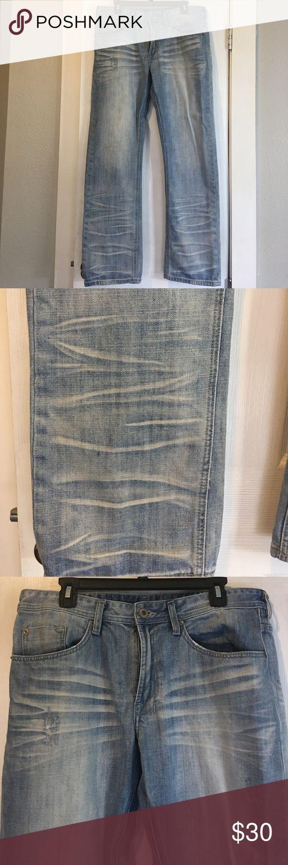 Men's Buffalo Jeans Style: Driven Basic Straight 34x32 Buffalo Jeans