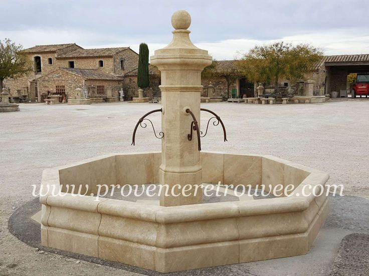 32 best Fontaine de jardin images on Pinterest | Garden fountains ...