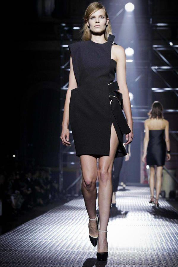 Lanvin Parigi sfilata Parigi collezione moda donna PE 2013 04
