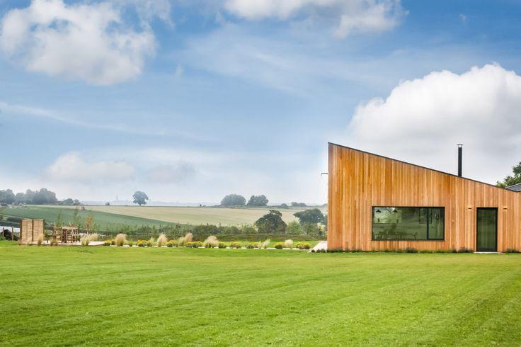 Butterfly Barn Bradfield, Essex | The Modern House
