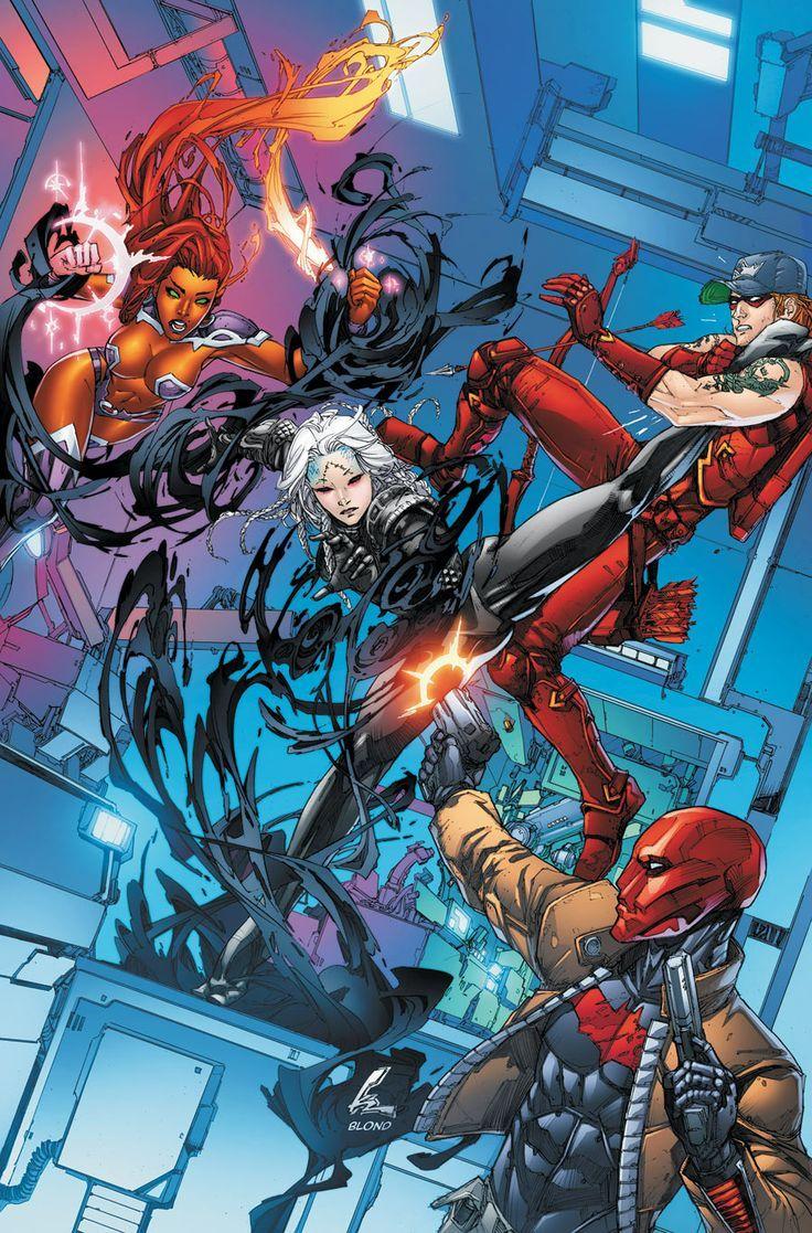 Starfire Comics | Found on comicvine.com