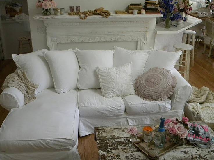Rachel Ashwell Shabby Chic Petticoat Pillow