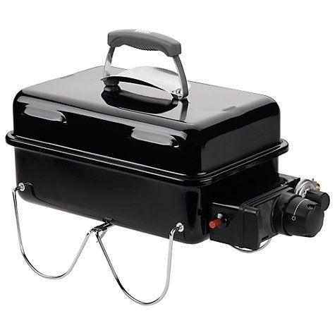 Buy Weber Go Anywhere 1 Burner Gas BBQ Online at johnlewis.com