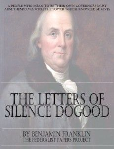 The Letters of Silence Dogood