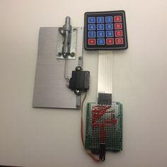 Arduino door lock with password (Scheduled via TrafficWonker.com)