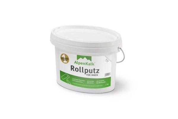Alpenkalk Rollputz