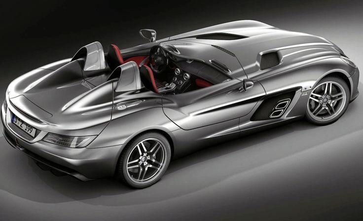 Image detail for -... Mercedes-Benz-MCLaren-SLR-Stirling-Moss/Speedster/Exterieur/Mercedes