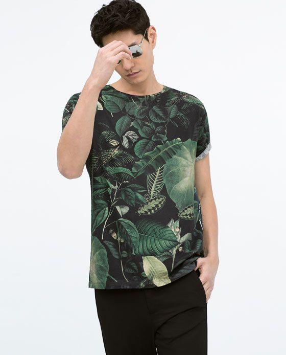 T - shirts - Heren | ZARA Nederland