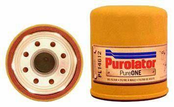 **NEW** TWO Purolator oil filters PureONE+classic (PL14612+L14612)