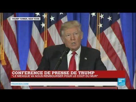 Donald Trump admet que la Russie est à l'origine du piratage du Parti démocrate - France 24