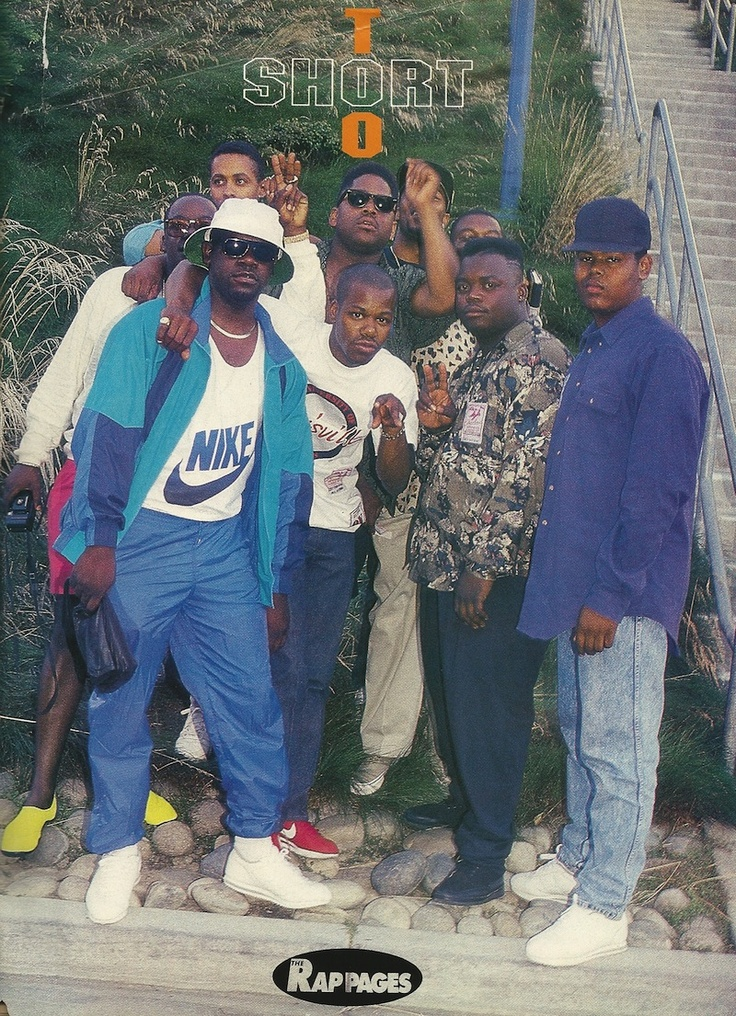 Too Hort And Crew Nike Cortez Galore 80s 90s Fashion