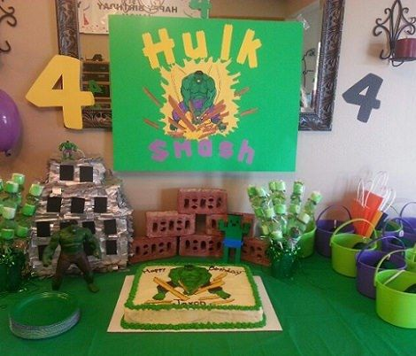 50 best party images on pinterest birthday table - Decoracion de cumpleanos para ninos ...