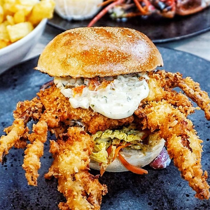 The 25 best hamburger places ideas on pinterest for Where can i get fish and chips near me