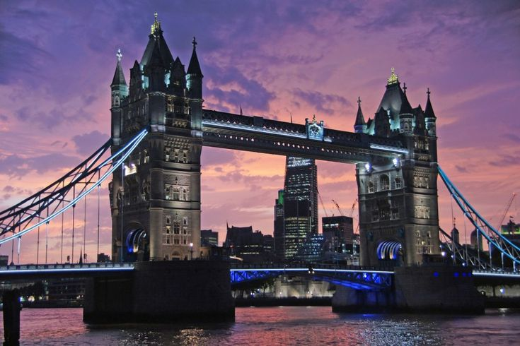 44-Best Holiday Destinations: London, United Kingdom