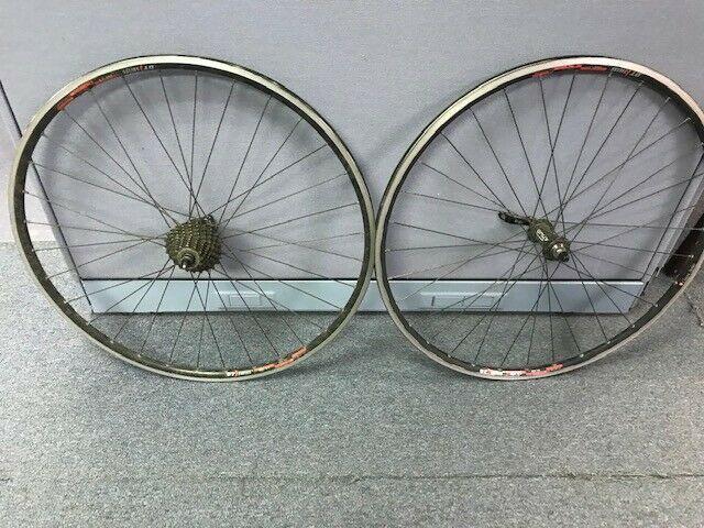 Sponsored(eBay) DT Swiss Wheelset  With Onyx Hubs  10 speed